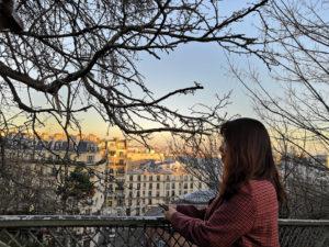 Paris hoa lệ