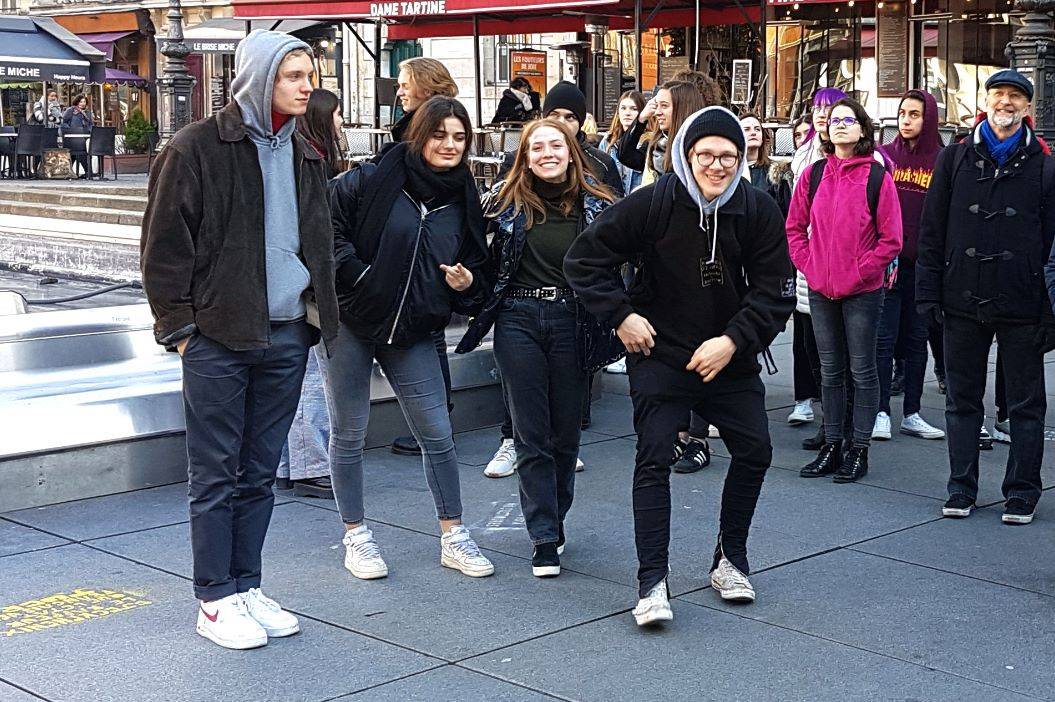 8 lý do sinh viên Mỹ chọn học tại Pháp